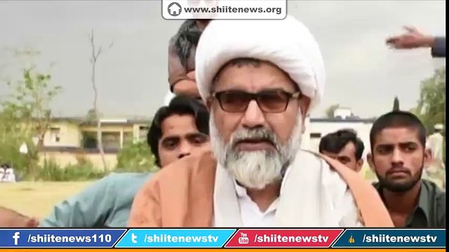 Allama Raja Nasir Abbas Explain Reason about the Hunger Strike