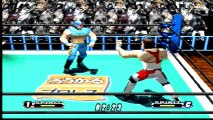 Virtual Pro Wrestling 64 Eddie Guerrero vs Ultimo Dragon