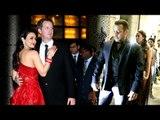 Preity Zinta's WEDDING Reception 2016 - Salman Khan's GRAND Entry & Exit