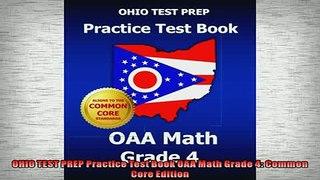 READ book OHIO TEST PREP Practice Test Book OAA Math Grade 4