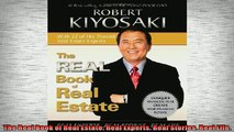 READ book  The Real Book of Real Estate Real Experts Real Stories Real Life Free Online