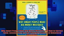 Downlaod Full PDF Free  Why Smart People Make Big Money Mistakes and How to Correct Them Lessons from the Full EBook