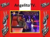 """La Voz Perú 09-10-2014 Alvaro Rivera nos canta """"Contigo Perú"""""""