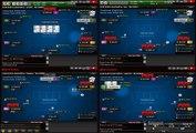 Day 20 | Part 25/27 | Online Poker Challenge | Win $100k | Texas No Limit Holdem Poker | HD
