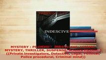 PDF  MYSTERY  Phantom   INDESICIVE CRIME MYSTERY THRILLER SUSPENSE Science FIction   Read Full Ebook