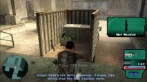 Syphon Filter Dark Mirror Mission 15 [PSP][HD]