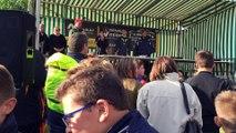 14/05/16 : remise de la coupe des U11 à Ecourt