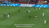 Carlos Bacca Incredible MISS Milan 0-0 Roma Serie A