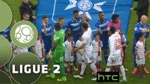 Stade Brestois 29 - AJ Auxerre (0-0)  - Résumé - (BREST-AJA) / 2015-16