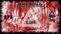 BLACK MAFIA DJ - WANT YOU / MASSACRE SALVATION #273 EDM electronic dance music records 2016