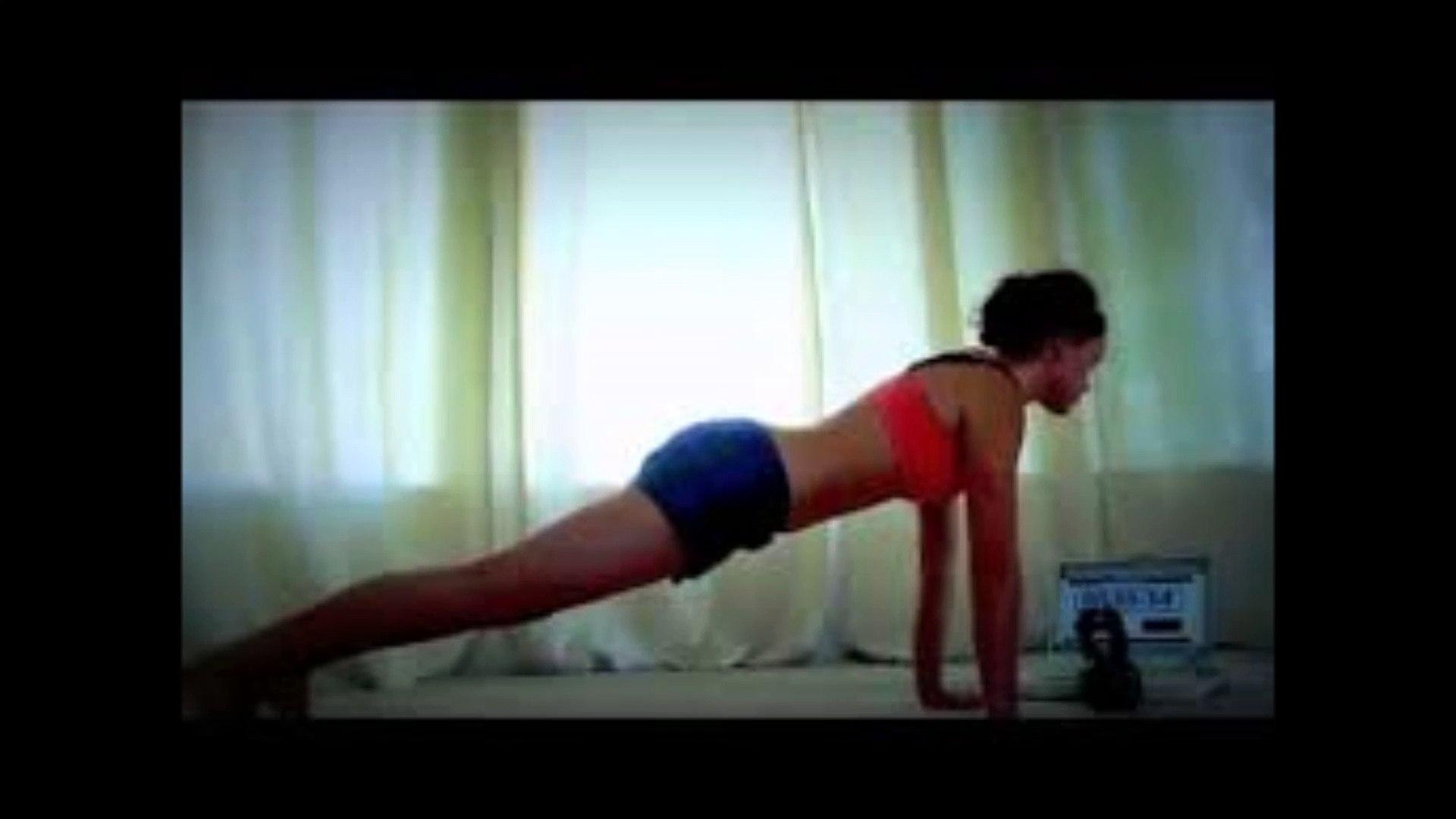 Teenage Girl Breaks The World Record For Longest Plank