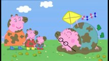 Peppa Pig Toys Dc Toys Collector ~ Flying a Kite - My Cousin Chloé