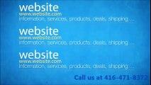 Web Design Mississauga, Website Designer Mississauga, Web Developer Mississauga