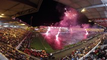 EAG-Nice : le feu d'artifice