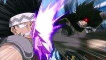 Natsu and Gajeel vs Sting and  Sting AMV