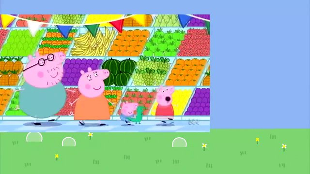 """Peppa Pig English Episode 202 """"Fruit"""""""