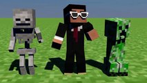 ♫Just Run♫ A Minecraft Parody of Mark Ronson Feat. Bruno Mars' Uptown Funk (Animated Music Video)