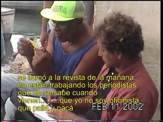 Amoniaco puro (Documental Cuba)