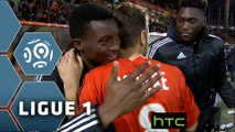FC Lorient - GFC Ajaccio (1-0)  - Résumé - (FCL-GFCA) / 2015-16