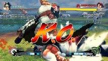 Ultra Street Fighter IV battle: Hugo vs T. Hawk