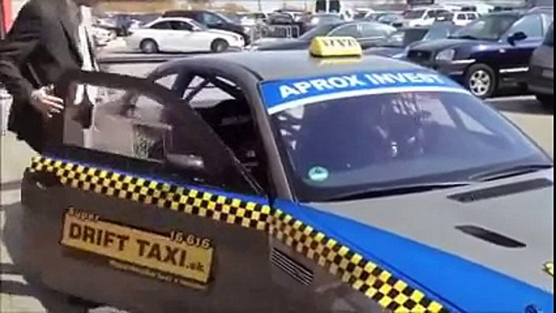 Nem Taxi, Nem Uber   Taxi Drift