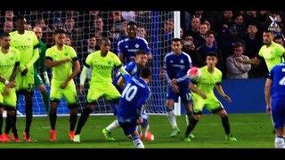Eden Hazard - He is back!  Skills & Goals - 2016 HD