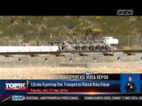 Hyperloop One, Transportasi Massal Super Cepat