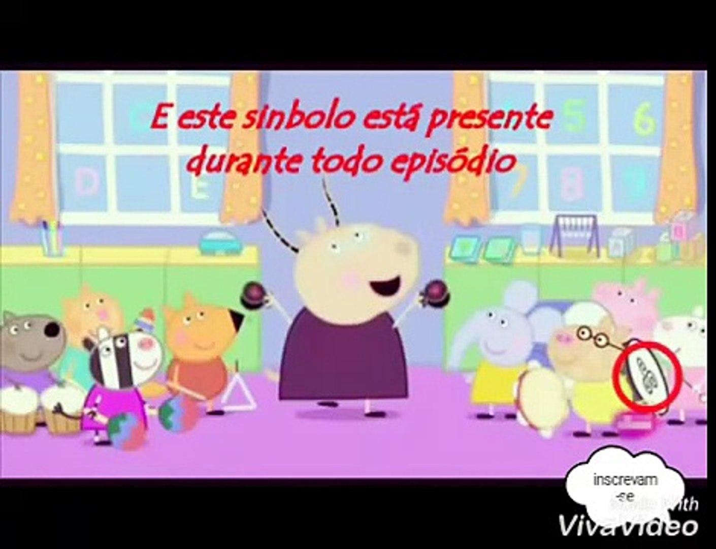 Mensagens Subliminares Peppa Pig Video Dailymotion