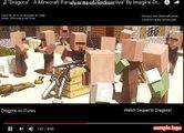 Imagine Dragons; Minecraft Parody of Imagine Dragons' Radioactive