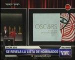 Canal 26 - Relatos  Salvajes nomida al Oscar
