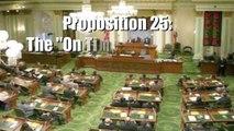 """AFP's """"Common Sense"""": Proposition 25 Simply Raises Taxes"""