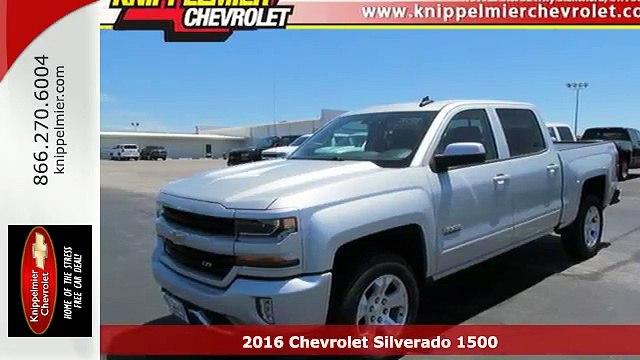 New 2016 Chevrolet Silverado 1500 Oklahoma City Norman, OK #39832