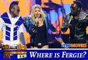 Is Black Eyed Peas Fergie Being Replaced