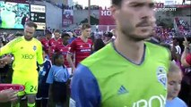 MLS: FC Dallas - Seattle Sounders FC: 2-0 (Maç Özeti)