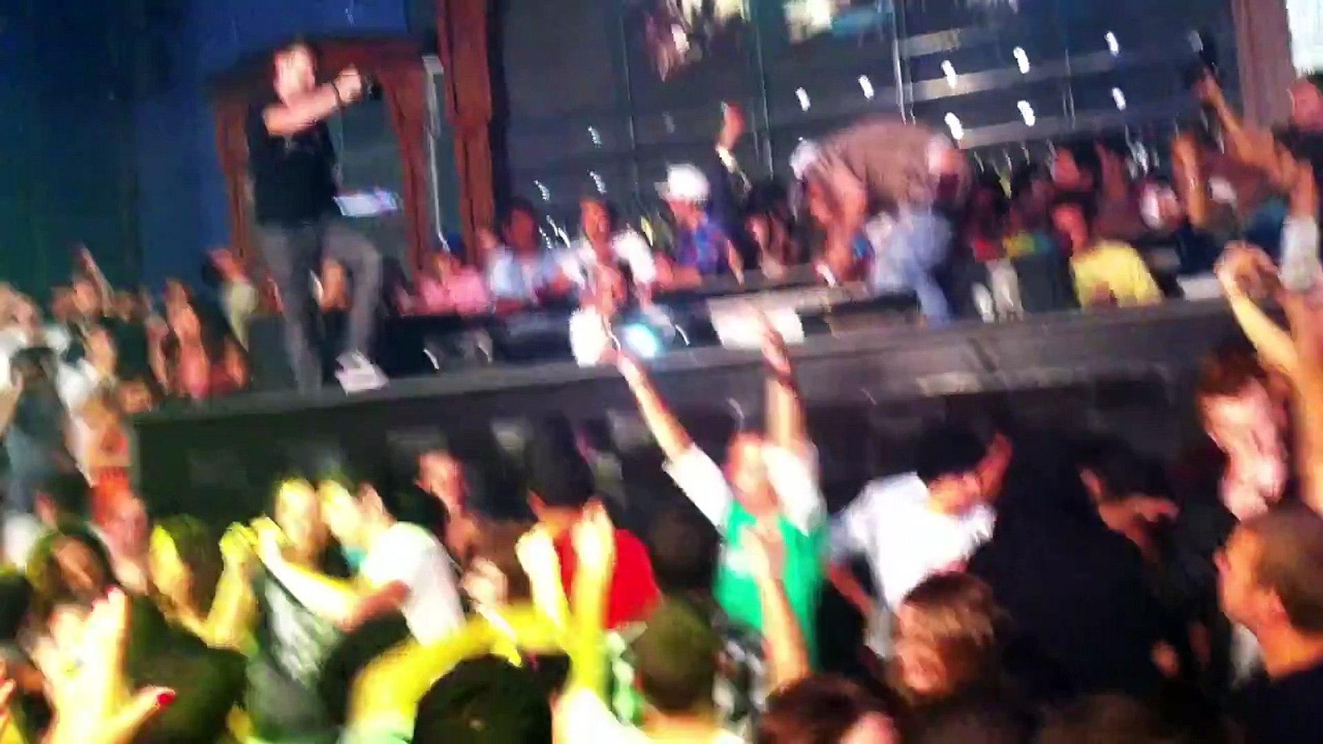 Borgore - Love (Live at Haoman 17, Tel Aviv)
