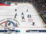 Казахстан - Латвия [NHL 09] Чемпионат мира по хоккей 2016