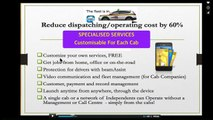 • How Can |Small Taxi Companies Build Your Own Taxi Booking App Like Uber|SPECIALISED SERVICES
