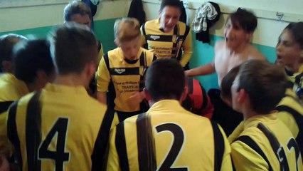 victoire demi-finale u15