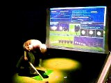 Euro Longdrivers golf competition 28-01-09 golf longdrivers .EU mike 1