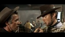 Clint Eastwood smokes :D - For a Few Dollars More