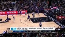Kawhi Leonard Highlights: 19 pts vs Knicks (08.01.2016)