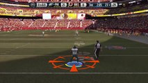 NFL 2014 Week 16 - Philadelphia Eagles vs Washington Redskins - 2nd Half - Madden 15 PS4 - HD