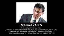 """Manuel VALLS est devenu aujourd'hui  """"l'homme du CRIF"""". Voir témoignages... (Descriptif)"""