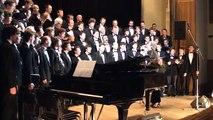 2011 04 24 - choirmephi @ politech muzeum - 9 - guten abend, gute nacht
