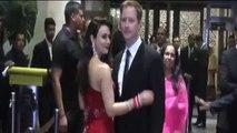 Preity Zinta Wedding Reception 2016 - Yuvraj Singh With Wife Hazel Keech
