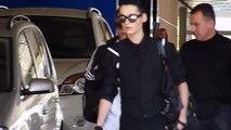 Tokio Hotel @ Barcelone (05.04.10) - Bill et Tom quittent l'hôtel HD