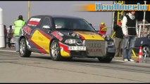 Audi S4 VTG Killer Vs. Opel Ascona