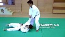Judo Okuri Ashi Barai 送足払.
