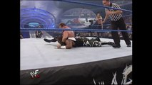 Chris Jericho & Chris Benoit vs. Bubba Ray Dudley & D-Von Dudley: SmackDown, June 21, 2001