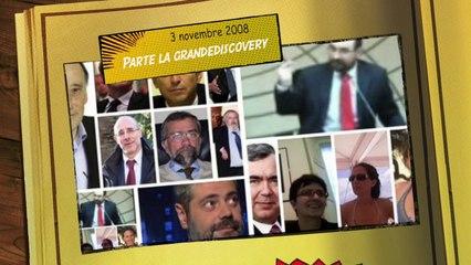 137 OGGI CHE E' TUTTO SCOPERTO E CHIARO  23 ottobre 2007  DA OIL FOR DRUG IN POI